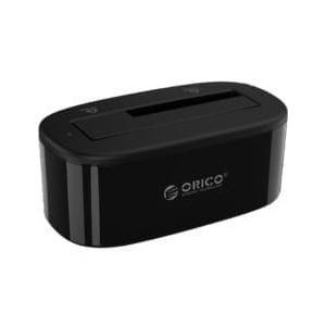Orico 1 Bay USB3.0 2.5 / 3.5 HDD|SSD Vertical Dock - Black