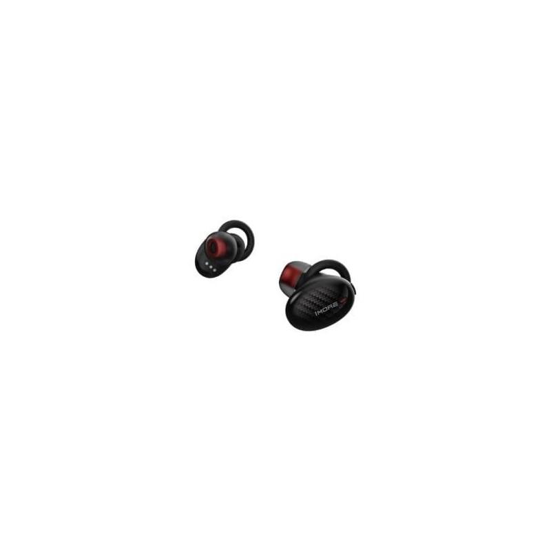 1MORE EHD9001TA True Wireless Hybrid-ANC BT In-Ear Headphones - Black