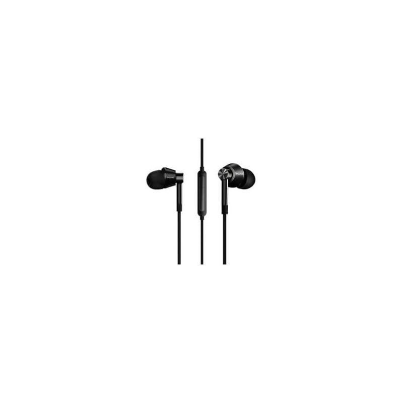 1MORE HiFi E1017 Dual Driver Hi-Res Certified 3.5mm In-Ear Headphones - Black