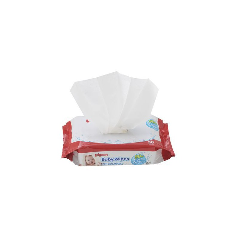 Pigeon Baby Wipes (30's)
