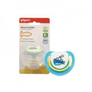 Pigeon Silicone Pacifier Step 3 Ship