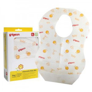 PIgeon Disposable Bib 20 Pce