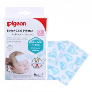 Pigeon Cooling Sheets 6pc