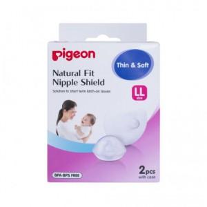 Pigeon Nipple Shield Soft Type  Size LL