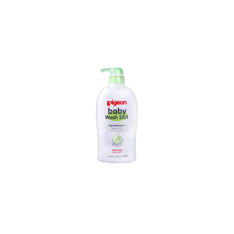 Pigeon 2-In-1 Baby Wash - 700ml
