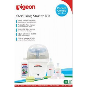 Pigeon Sterilising Starter Kit
