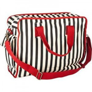 Caboodle Fun and Funky Baby Bag (Stripe Design)