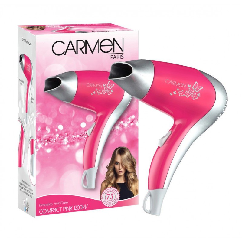 Carmen Soft Touch Studio 1200 Hairdryer
