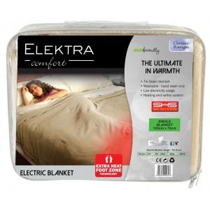 Elektra Classic Electric Blanket Single Tie Down