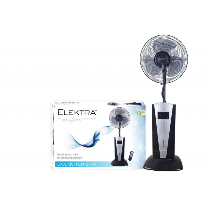 Elektra Cool Mist Power Fan