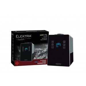 Elektra Platinum Cool/Warm Steam Humidifier