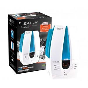 Elektra Ultrasonic Cool/Warm Steam Humidifier