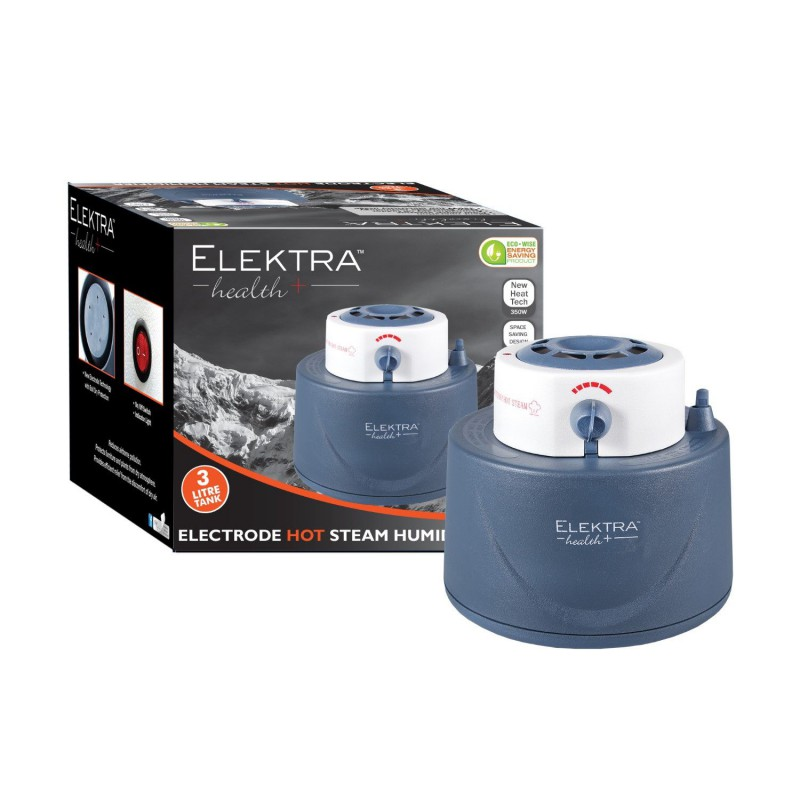 Elektra Electrode Warm Steam Humidifier 3l