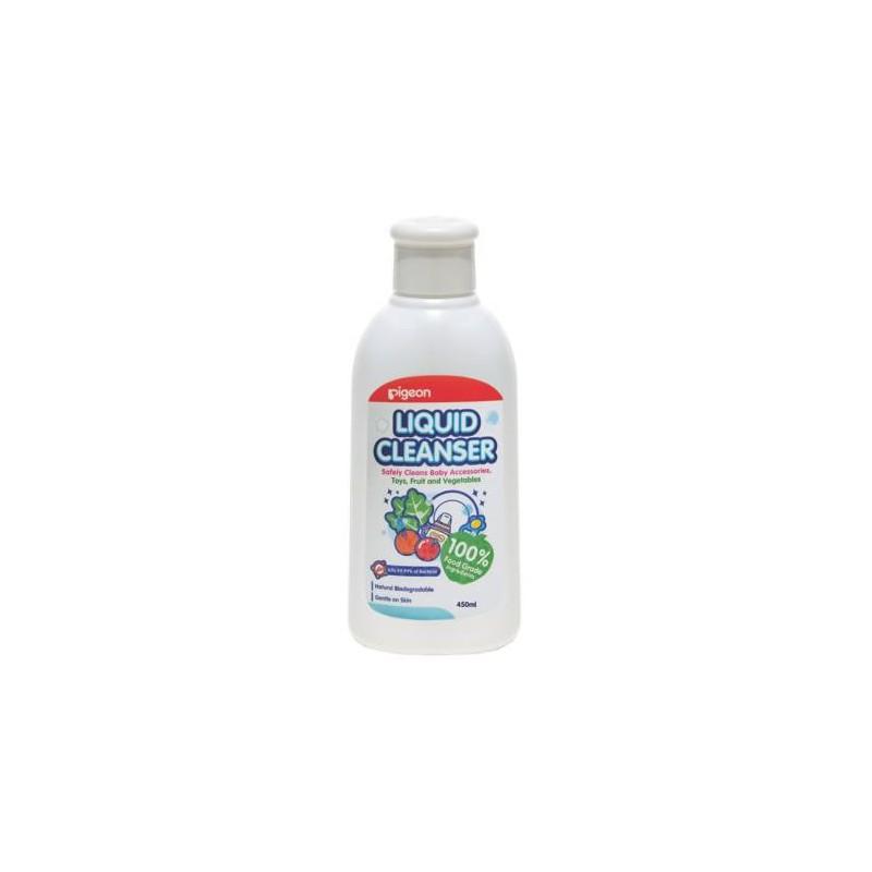 Pigeon Liquid Cleanser Bottle 450ml