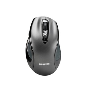GIGABYTE M6800 Gaming Series Mouse - Black/Silver