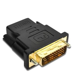 TUFF-LUV DVI male to HDMI female HDMI/DVI male