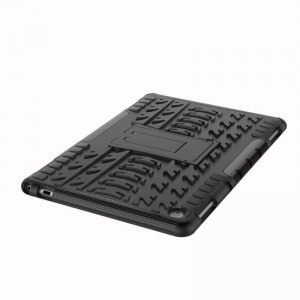 TUFF-LUV Rugged case & stand for Huawei M5 lite - Black