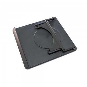 TUFF-LUV Multi-View 360 degree / 8 Angle settings / Rotating/tilting  laptop stand