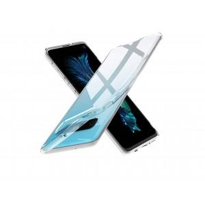 TUFF-LUV Flexible TPU case for Samsung Galaxy S10e - Clear