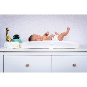 Hatch Grow Smart Changing Pad and Scale - White