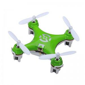 Cheerson CX10 Portable Micro RC Drone Quadcopter - Green