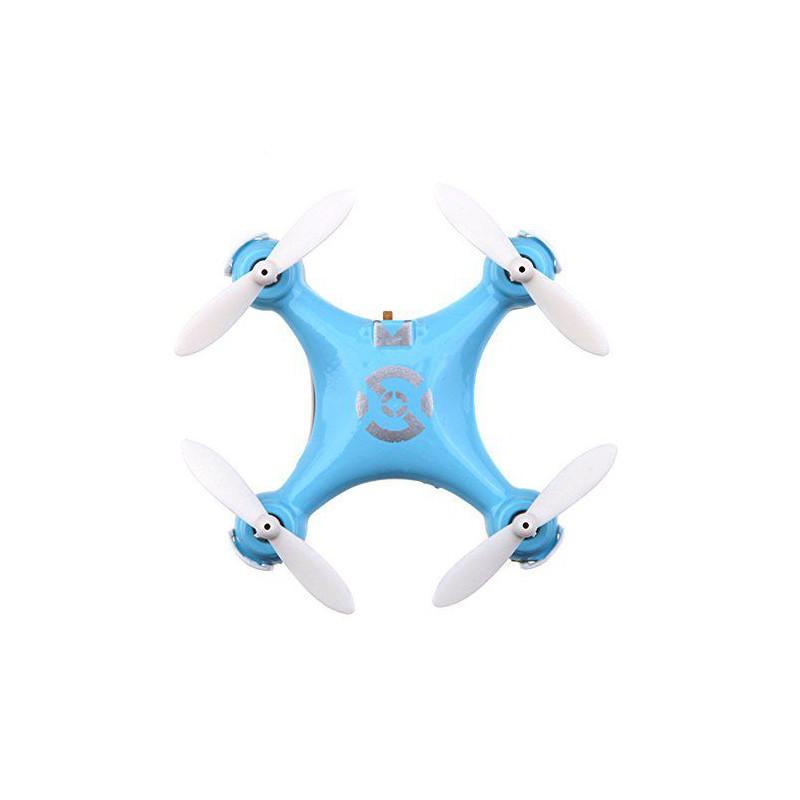 Cheerson CX10 Portable Micro RC Drone Quadcopter - Blue