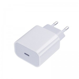 TUFF-LUV 2 Pin 18W Fast charger for Apple iPhone 11/11 Pro and Max (With load Protection)