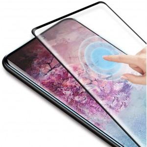 TUFF-LUV 6D Tempered Glass Curved 9H Full Screen protection for Samsung Galaxy Note 8
