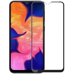 TUFF-LUV Full Screen Coverage 9H hardness Tempered Glass Protection for Samsung Galaxy A8