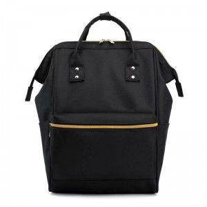 """Tuff-Luv Ladies LaptopTote BackPack fits Laptops 15.6"""" and Smaller - Black"""