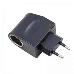 Cigarette Lighter Wall Charger Adapter