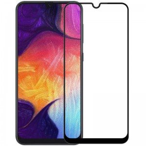 TUFF-LUV 3D Tempered Glass Full Screen protection for  Galaxy A30S
