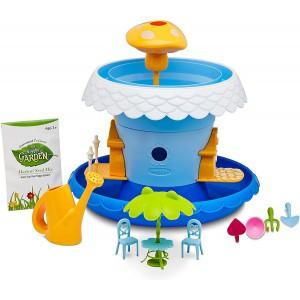 Jeronimo - DIY Garden House Play Set -Blue