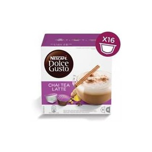 Nescafe Dolce Gusto Pods - Chai Tea - 16 Capsules