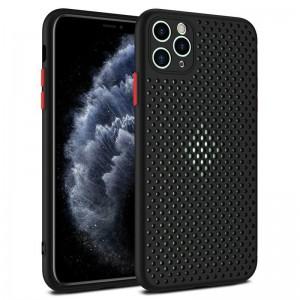 TUFF-LUV Protecive Stylo Gel Case for Huawei P40 Lite - Black