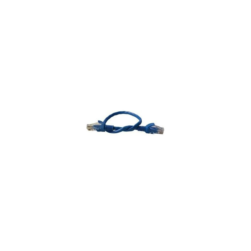 Switchcom Distribution Flylead - CAT6 - 0.25m - Blue