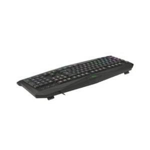 T-Dagger Tanker RGB|104Key|25 Non-Conflict|Membrane Gaming Keyboard - Black