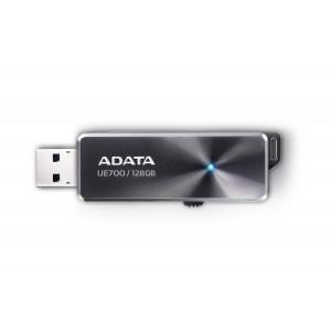 ADATA DashDrive Elite UE700 128GB USB 3.0 Flash Drive - Grey