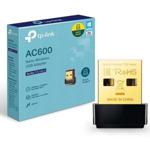TP-LINK AC600 WIRELESS DUAL BAND NANO USB ADAPTER