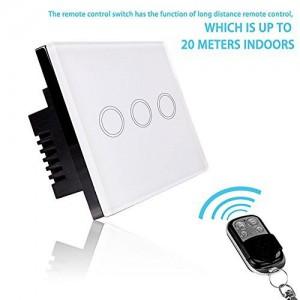 Smart RF Touch Light Switch