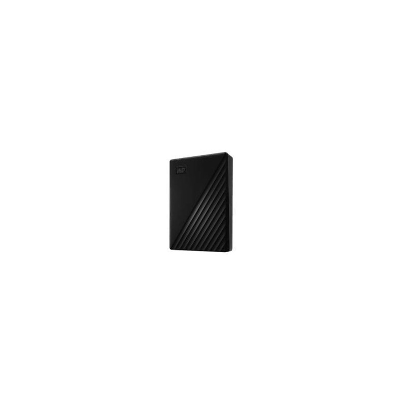 WD MyPassport 4TB 2.5 USB3.0  - Black