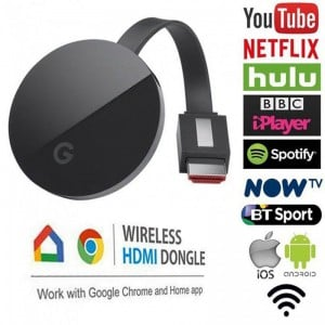 G7s Wireless HDMI Dongle Receiver 1080P with Miracast Airplay DLNA for Android IOS Mac