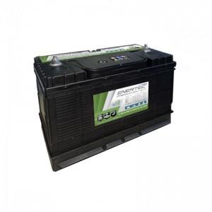 Enertec (Energizer) 105AH Deep Cycle Battery - 12 Volt (**80% Health report - Dated April 2019**)