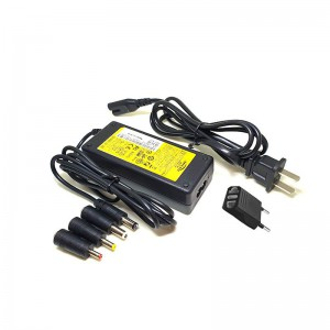 Universal AC 100-240V Power Supply Adapter (9V/3A)  20W