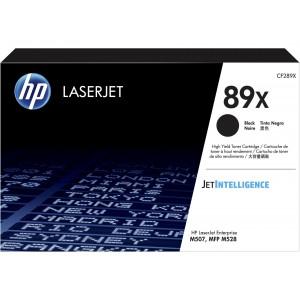 HP 89X High Yield Black Original LaserJet Toner Cartridge