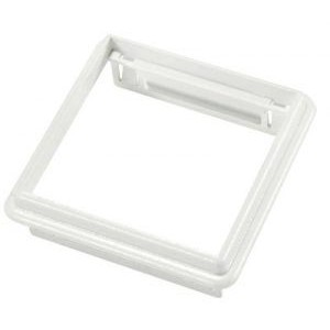 Euromod Snap-In Adapter Collar - 50X50 White