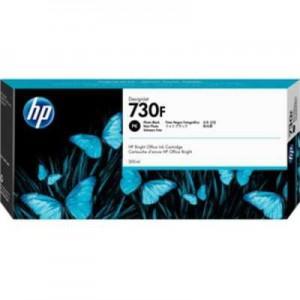 HP 730F 300-mlPhoto Black DesignJet Ink Cartridge