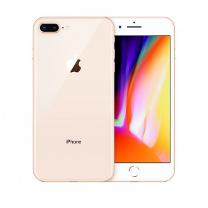 Pre-Owned Apple iPhone 8 Plus A1897 64GB ROM - Gold