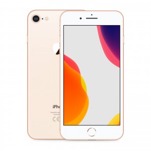 Pre-Owned Apple iPhone 8 A1897 64GB ROM - Gold