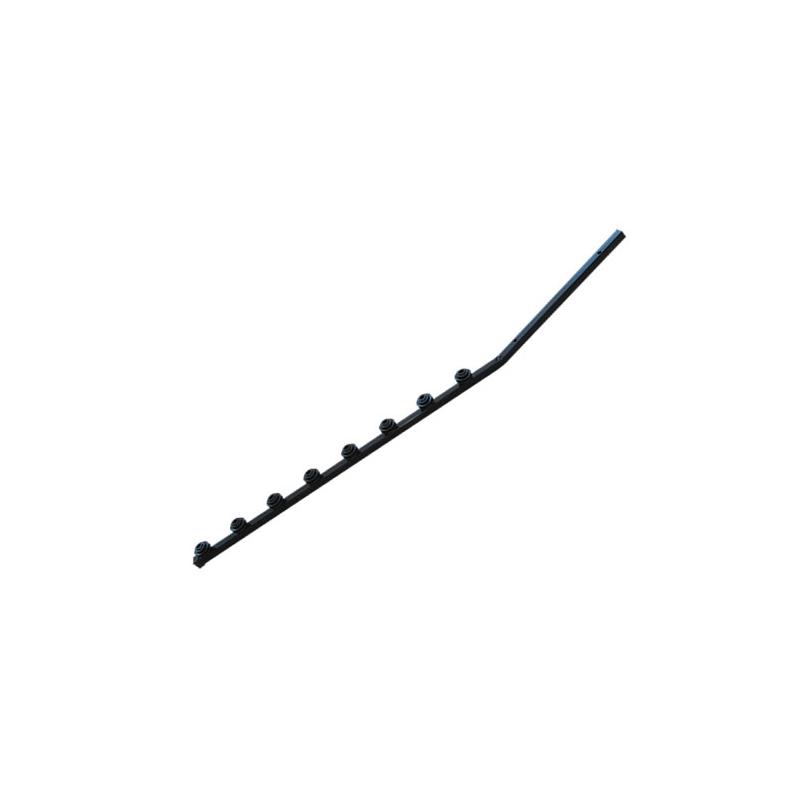 Nemtek 8 Line Angle Square Tube Angle Black